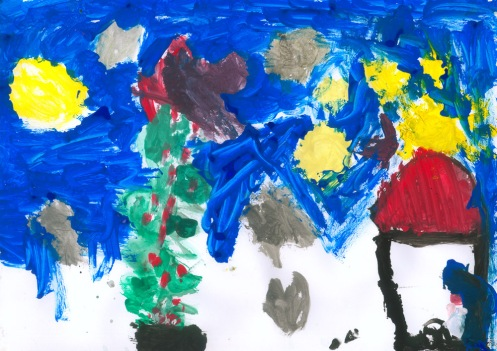 13-12-tekening-kersttekening